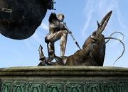 Vivec, Temple Statue 2 - Morrowind