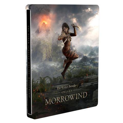 File:ESO Morrowind Pre-Order Steelbook Case.jpg