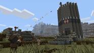 Minecraft Skyrim Watchtower