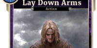 Lay Down Arms