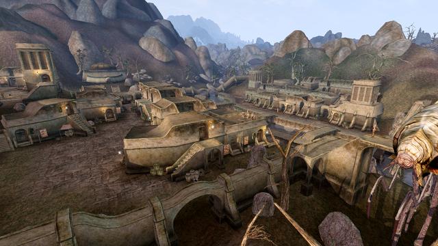 File:Balmora - Morrowind.png