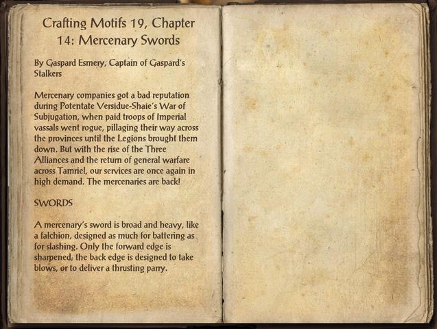 File:Crafting Motifs 19, Chapter 14, Mercenary Swords.png