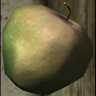 File:Green Apple Skyrim.png
