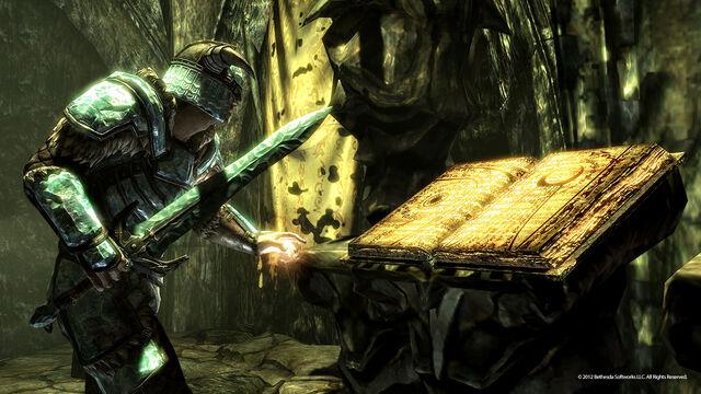 File:Dragonborn Black Book.jpg