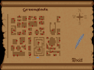 Greenglade full map