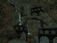 Old Mournhold Temple Catacombs Interior