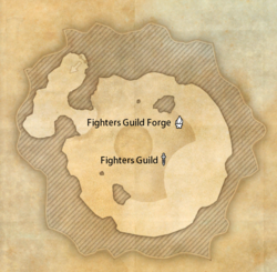 Elden Tree Fighters legend map (online)