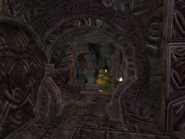 Norenen-dur Interior