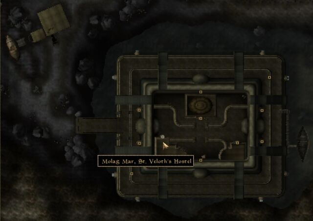 File:TES3 Morrowind - Molag Mar - St. Veloth's Hostel location map.jpg