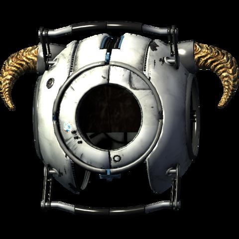 File:Dovahcore Helmet.png