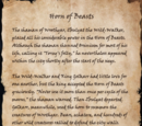 Horn of Beasts (Book)