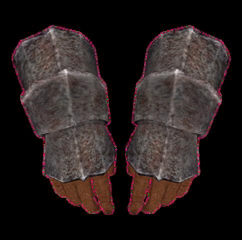 File:Iron Gauntlets (Oblivion).png