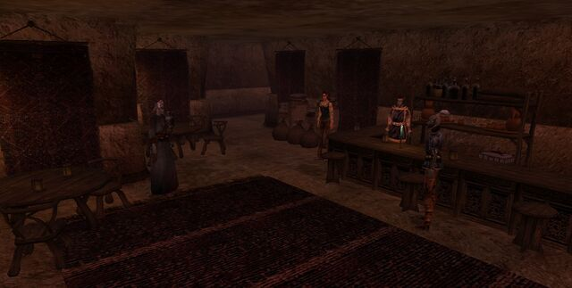 File:TES3 Morrowind - Molag Mar - St. Veloth's Hostel interior.jpg