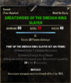 Dreugh King Slayer - Greatsword 33.png