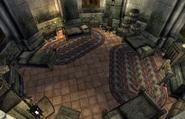 WatchTower Inside Second Floor