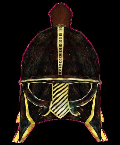 File:Ebony Helmet (Oblivion).png