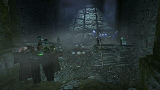 File:Dawnstar Sanctuary AlchemyCorner.jpg