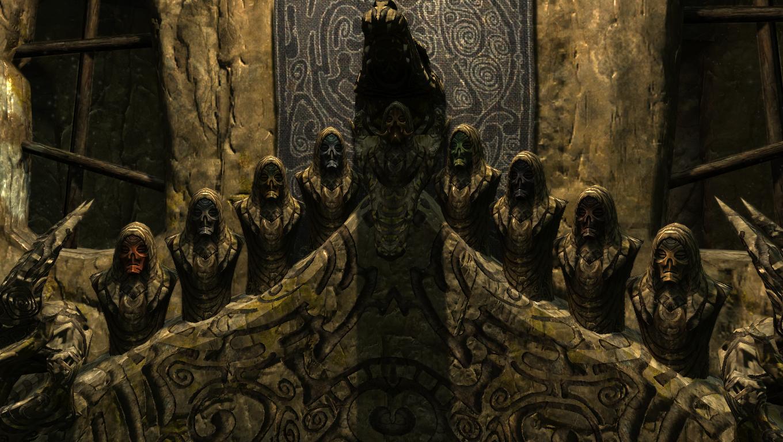 dragon priest mask skyrim elder scrolls fandom powered by wikia