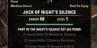 Night's Silence