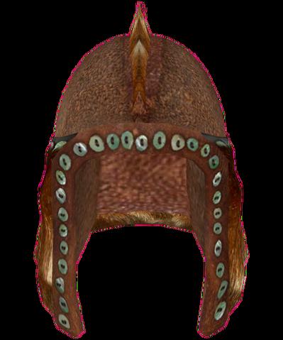 File:Fur Helmet (Oblivion) Female.png