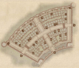 Elven Gardens District-Map