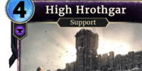High Hrothgar (Legends)