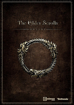 Elder Scrolls Online Game Cover