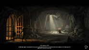 Cryptwatch Fort Loading Screen
