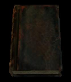 TES3 Morrowind - Book - Folio 03