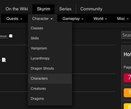 File:Skyrim Characters.png