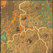 Zalkin-Sul Egg Mine - Exit Map Location