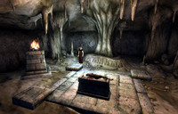 Order of the Virtuous Blood (Quest) Inside Memorial Cave