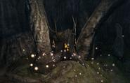Amber stump