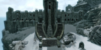 High Hrothgar (Skyrim)
