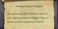 Unwelcome Visitors