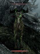 Necromantic goat