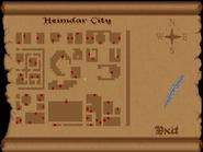 Heimdar City view full map
