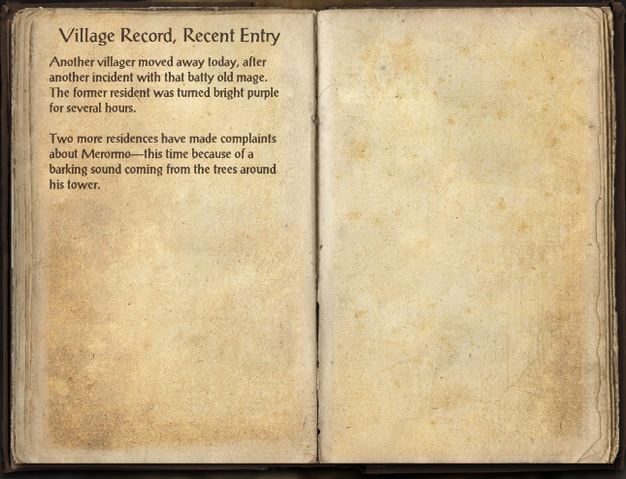 File:Village Record, Recent Entry.png