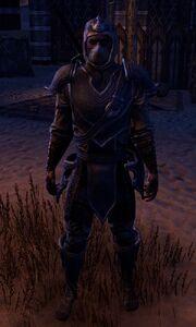 Ash'abah warrior