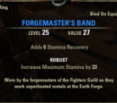 Forgemaster's Band