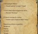 Cinnar's Notes