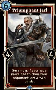 Triumphant Jarl (Legends)