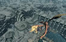 Dragon Mounted Riding - Aerial