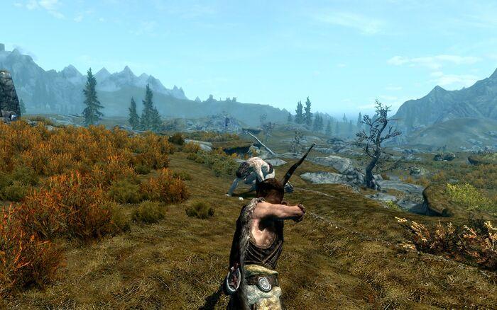 Alflagondorf Giant Takedown