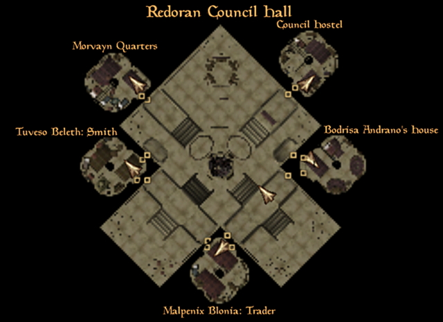 File:Redoran Council Hall Ground Level Interior Map.png