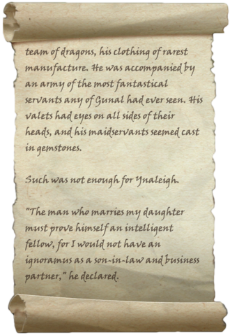 File:Ancient Scrolls of the Dwemer X 4.png