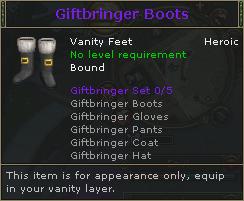 Giftbringer Boots