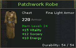 PatchworkRobe