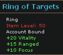 Ring of Targets