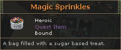 MagicSprinkles